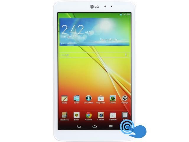 "LG G Pad LGV500.AUSAWH 16 GB 8.3"" Tablet"
