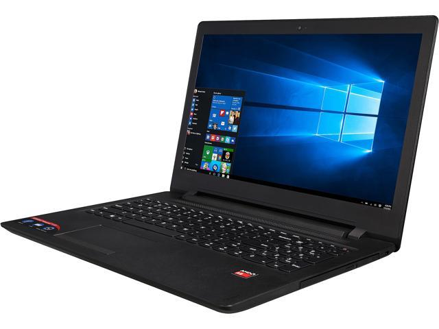 Lenovo Laptop ideapad 110 80TJ002EUS AMD A8-Series A8-7410 (2.20 GHz) 8 GB Memory 1 TB HDD 15.6