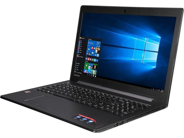 Lenovo Laptop Ideapad 310 80ST0005US AMD A10-Series A10-9600P (2.40 GHz) 8 GB Memory 1 TB HDD AMD Radeon R5 Series 15.6