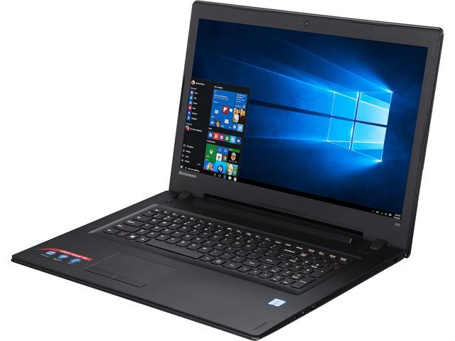 Lenovo Laptop IdeaPad 300 80QH0089US Intel Core i3 6100U (2.30 GHz) 8 GB Memory 1 TB HDD Intel HD Graphics 520 17.3