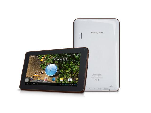 "Sungale Cyberus ID720WTA 7"" Tablet - Wi-Fi - 1.20 GHz"