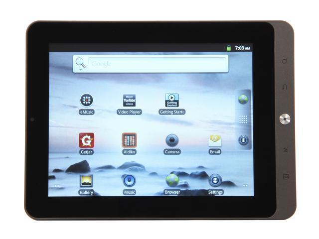 COBY Kyros MID7026-4G Samsung S5PV210 Flash Memory 7.0
