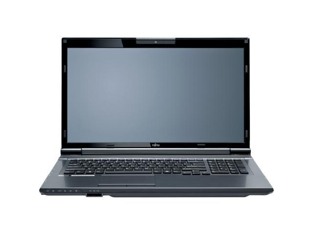 "Fujitsu LifeBook 17.3"" Windows 7 Home Premium Notebook"