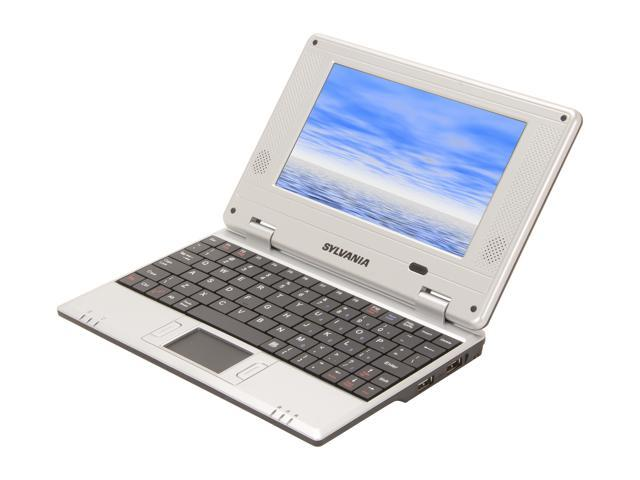 "SYLVANIA SYNET07526 7"" TFT Netbook, Good for Kids, Low Price"