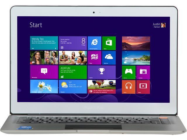 Avatar Laptop Mercury NBAVIU-145C6-T Intel Core i5 3317U (1.70 GHz) 8 GB Memory 500 GB HDD 32 GB SSD Intel HD Graphics 4000 ...