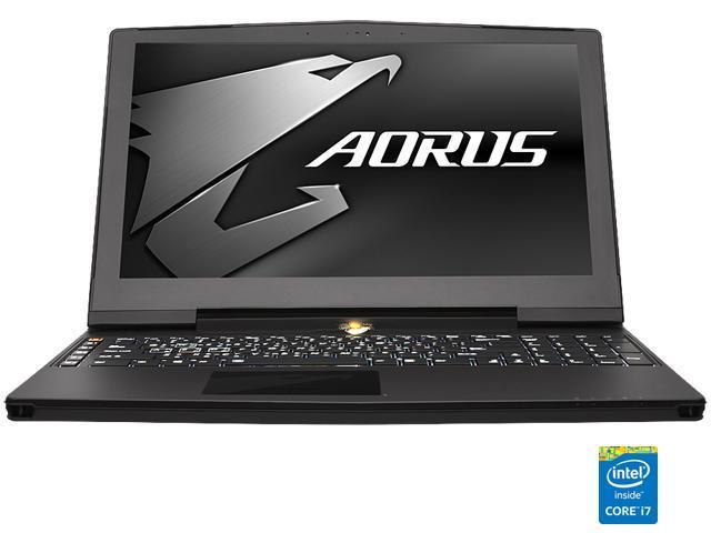 Aorus X5-CF1T Gaming Laptop 5th Generation Intel Core i7 5700HQ (2.70 GHz) 16 GB Memory 1 TB HDD 512 GB SSD NVIDIA GeForce GTX 965M SLI 15.6