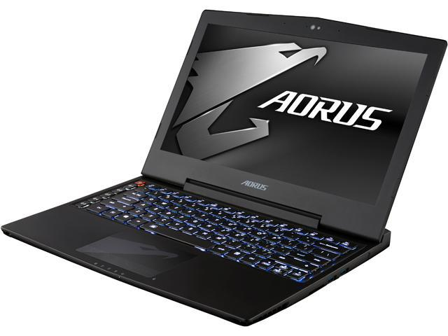 Aorus X3 Plus v5-CF2 Gaming Laptop 6th Generation Intel Core i7 6700HQ (2.60 GHz) 16 GB Memory 512 GB SSD NVIDIA GeForce GTX 970M 6 GB GDDR5 13.9