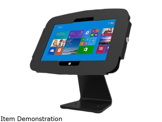 Space Surface Tablet Enclosure 360 All In One Kiosk - Surface Enclosure with Security Lock