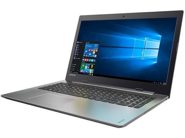 Lenovo Laptop IdeaPad 320 (80XW004MUS) AMD A9-Series A9-9420 (3.0 GHz) 8 GB Memory 1 TB HDD AMD Radeon R5 Series 17.3