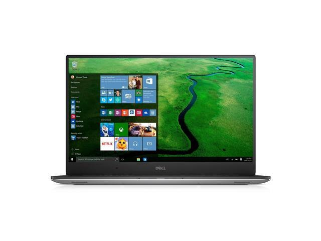 Dell Precision M5510 Intel Core i7-6820HQ X4 2.7GHz 16GB 512GB SSD, Silver (Certified Refurbished)