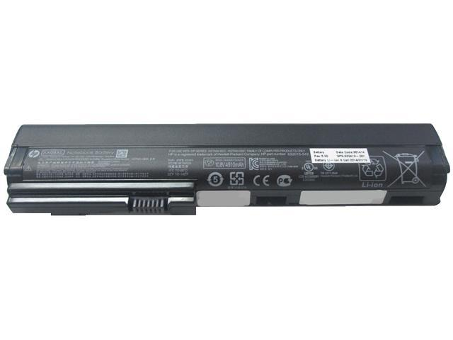 HP 632421-001 OEM New Battery Pack, 62WHR, 2.8AH, LI-ION, 6-Cell