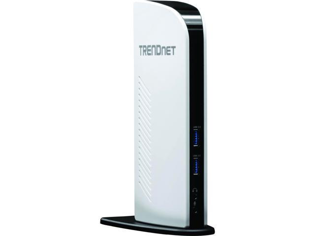 TRENDnet TU3-DS2 Notebook Docking Station