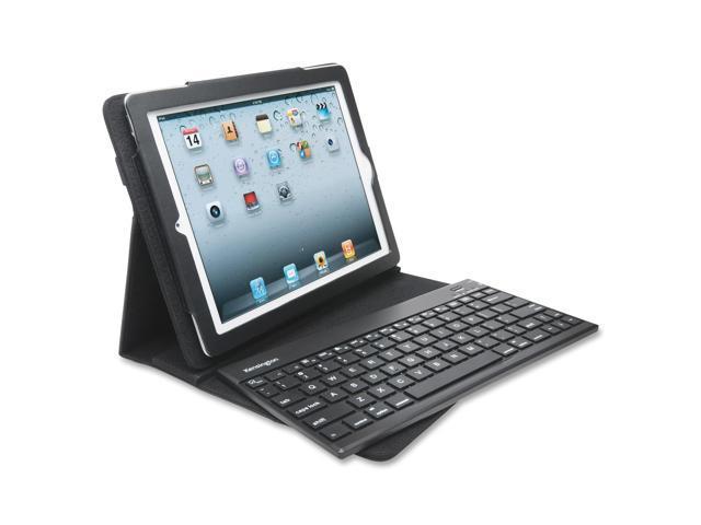 Kensington KeyFolio Pro 2 Keyboard/Cover Case (Folio) for iPad - Black