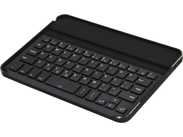 Kensington Keycover Bluetooth Keyboard, Stand & Cover for iPad Mini Model K39797US