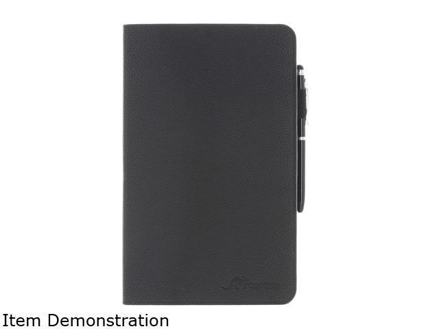 roocase Black Dual View Folio Case For Samsung Galaxy Tab Pro 8.4 /RC-GALX8.4-PRO-DV-BK