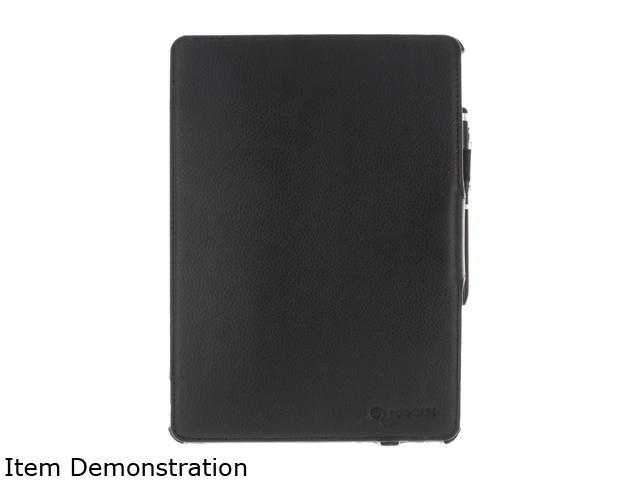 roocase Black Slim-Fit Folio Case Cover for Apple iPad Air (5th Generation) /RC-APL-IPAD5-SF-BK