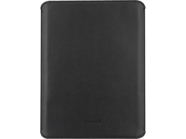 """TOSHIBA Black Slim Sleeve for 7"""" Thrive Tablet series                                                             Model PA5006U-1EAB"""