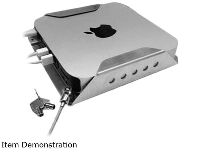 Maclocks Silver Mac Mini Enclosure Model MMEN76
