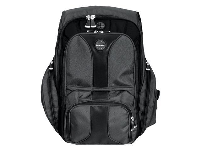 Kensington Contour Carrying Case (Backpack) for 17' Notebook - Black