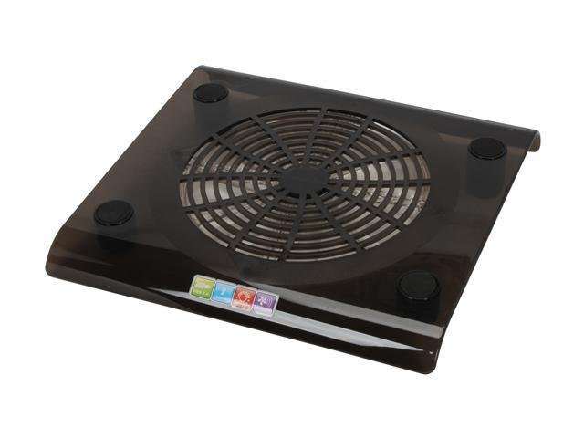 "SYBA Notebook Cooler Pad with 7"" Fan SY-NBK68002"