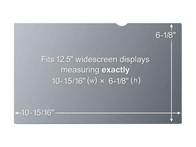 3M Laptop Anti Glare FLT AG12.5W9