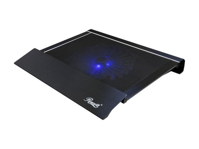 "Rosewill 17.3"" Notebook Cooler with 200mm LED Fan RLCP-11004"