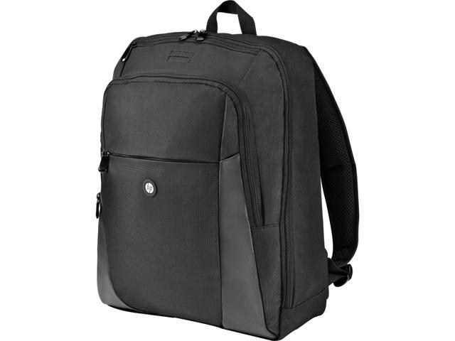 HP Black Essential Backpack Model H1D24UT