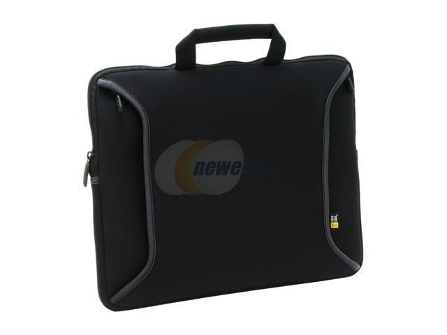 "Case Logic Black 15.4"" Laptop Attache Model SNA-15"