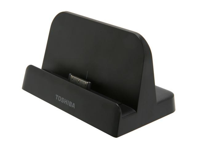 """TOSHIBA PA3956U-1PRP Standard Dock with Audio Out for Toshiba 10"""" Tablet"""