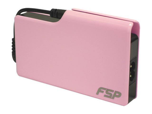 FSP Group NB Q 90 Pink 90W Universal PC Notebook Adapter