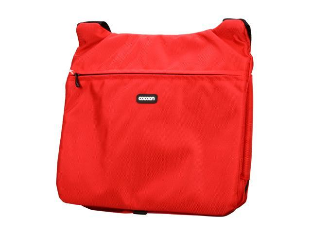 Cocoon Racing Red Union Square Messenger Bag for 13