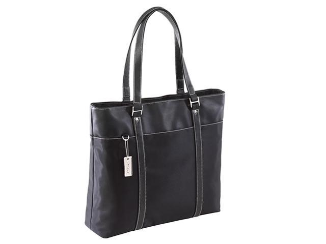 "Targus Black 15.4"" Ladies Deluxe Tote w/ SafePORT Air Protection Cushioning Model TLT004A"