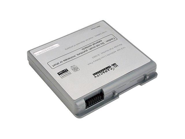 Battery-Biz B-5902 Hi-Capacity 14.4 Volt Li-Ion Laptop Battery for Apple Powerbook
