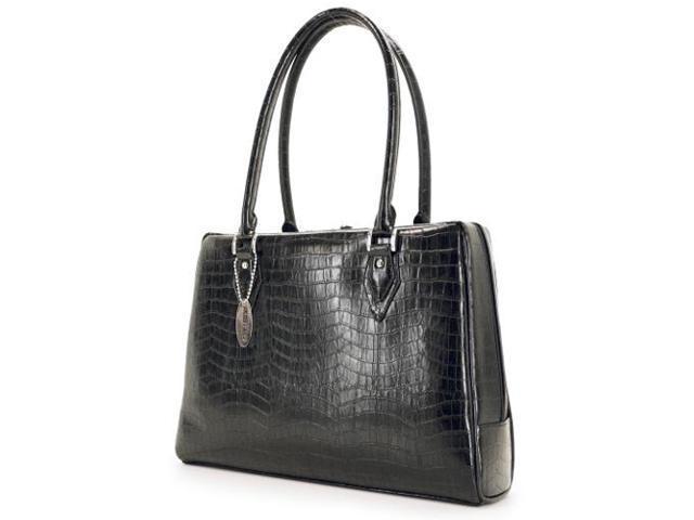 Mobile Edge Black Milano Women Laptop Handbag - 16
