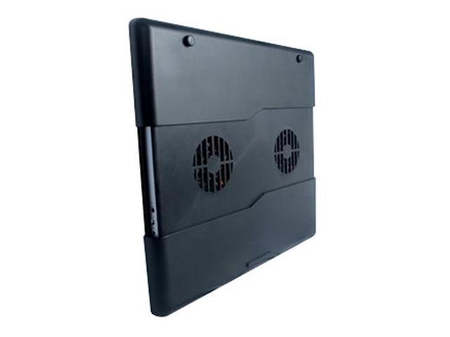 MICRO INNOVATIONS Notebook Cooling Pad with Built-In Fans NB360CP