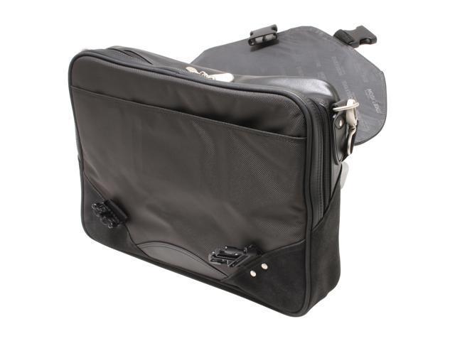 Mobile Edge Black Select Laptop Briefcase - 15.6