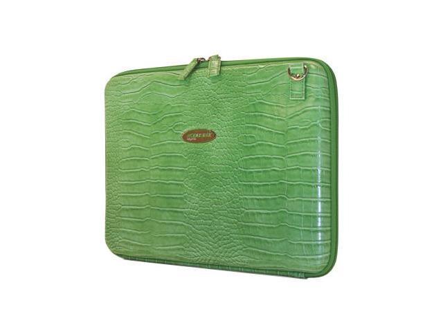 Mobile Edge Green TechStyle Ultrabook Portfolio - 14.1