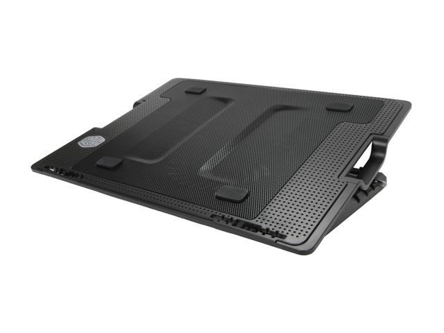 Cooler Master NotePal ErgoStand - Adjustable Laptop Cooling Stand with 140 mm Fan