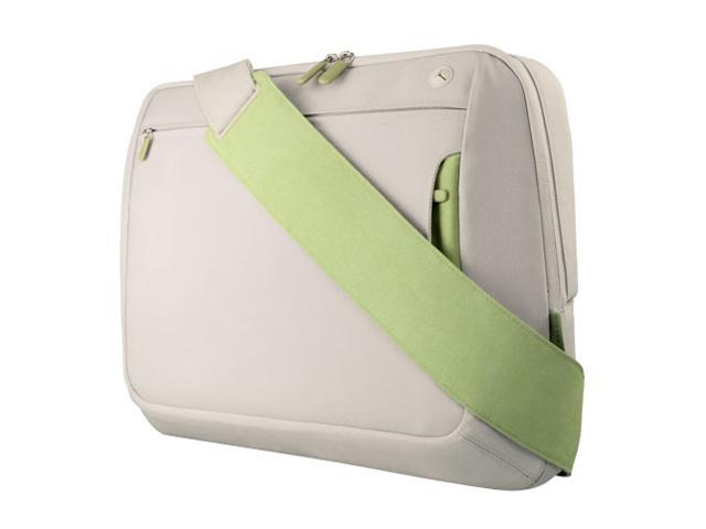 "BELKIN Dove / Tarragon 15.4"" Notebooks Messenger Bag Model F8N050-KN"