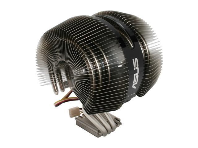 ASUS Silent Knight AL 92mm Sleeve CPU Cooler