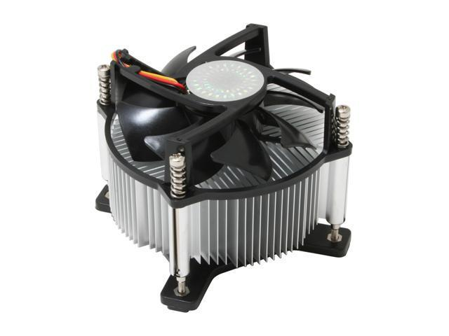 COOLER MASTER RR-LIE-L9E1-GP 95mm Rifle CPU Cooler