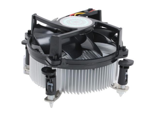 Cooler Master X Dream 4 - CPU Cooler with 92 mm Fan and Aluminum Heatsink