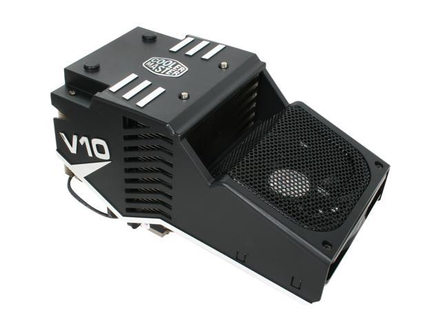 COOLER MASTER Intel Core i7 compatible V10 Hybrid TEC RR-B2P-UV10-GP 120mm CPU Cooler