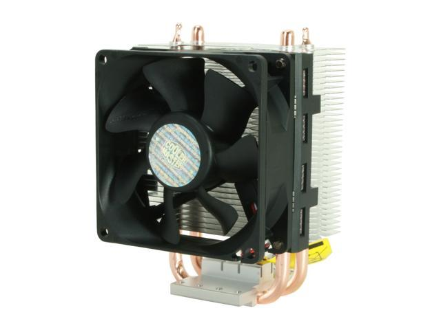 Cooler Master Hyper 101i - CPU Cooler with Dual Direct Contact Heatpipes - Intel Version