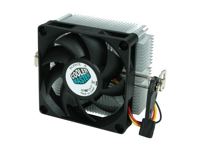 COOLER MASTER DK9-7E52A-0L-GP CPU Cooler Compatible with AMD AM3/AM2