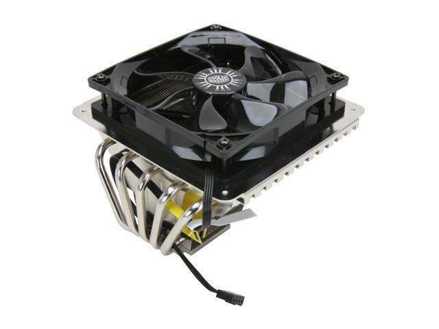 Cooler Master GeminII S524 - CPU Cooler with Aluminum Fins and 5 Heatpipes