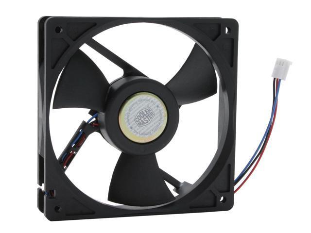 COOLER MASTER Modding Series TBF-B12-E1 120mm Tri-Blade System Fan