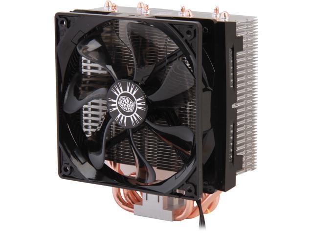 Cooler Master Hyper T4 - CPU Cooler with 4 Direct Contact Heatpipes