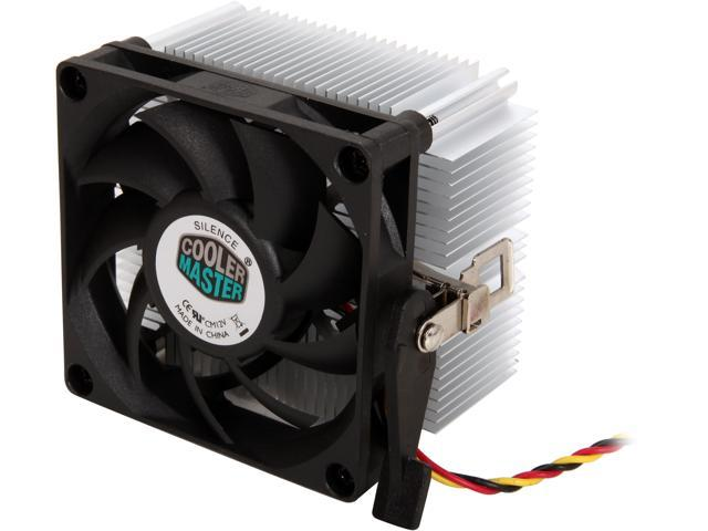 COOLER MASTER DK9-7G52A-0L-GP 70mm Rifle AMD 95W Cooler