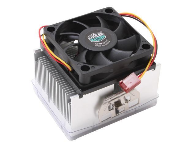 COOLER MASTER DP5-6I31D-A1 60mm Sleeve Cooling Fan/Heatsink